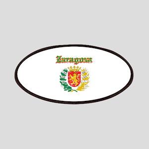 Zaragoza City Designs Patches