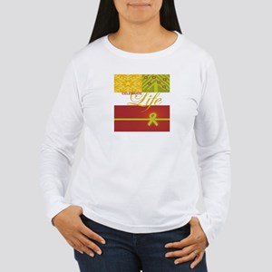 Celebrate Life Holiday Collection Women's Long Sle