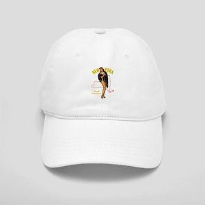Vintage New York Pinup Baseball Cap