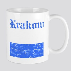 Krakow flag designs Mug