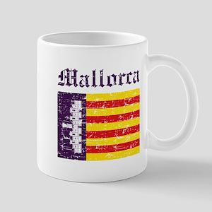 Mallorca flag designs Mug