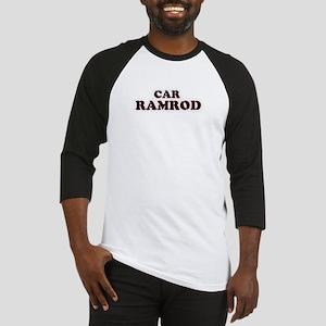 Car Ramrod Baseball Jersey