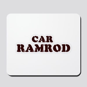 Car Ramrod Mousepad