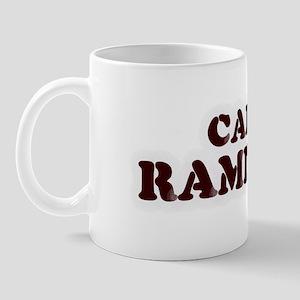 Car Ramrod Mug