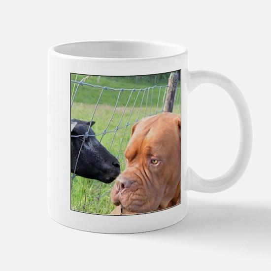Dogue de Bordeaux Mug