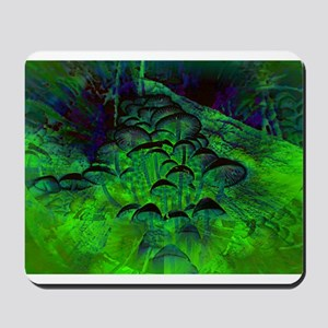 Out of this World, Psychedelic Prints Mousepad