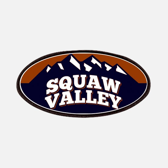 Squaw Valley Vibrant Patches