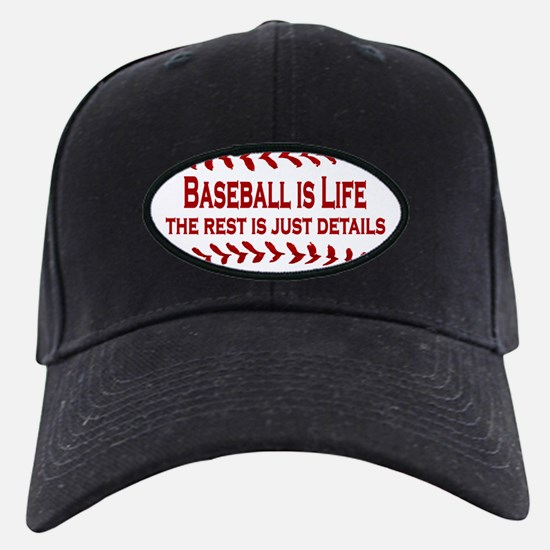 Baseball is Life (07) Baseball Hat