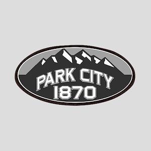 Park City Grey Patches