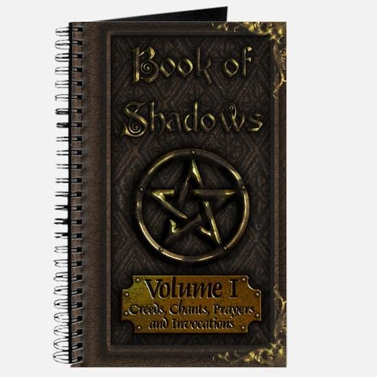 Book of Shadows, Volume 1 w/ pentacle