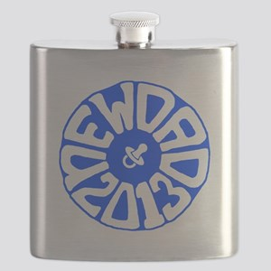 New Dad 2013 Flask