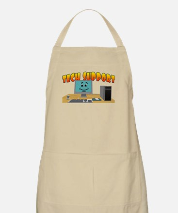 Happy Tech Support Apron