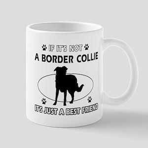 Border Collie merchandise Mug