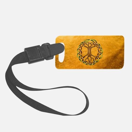 Yggdrasil Luggage Tag