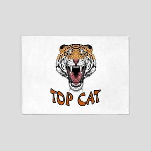 TOP CAT 5'x7'Area Rug
