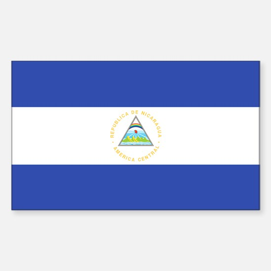 FLAG Rectangle Decal