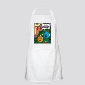 Stockings Hung BBQ Apron