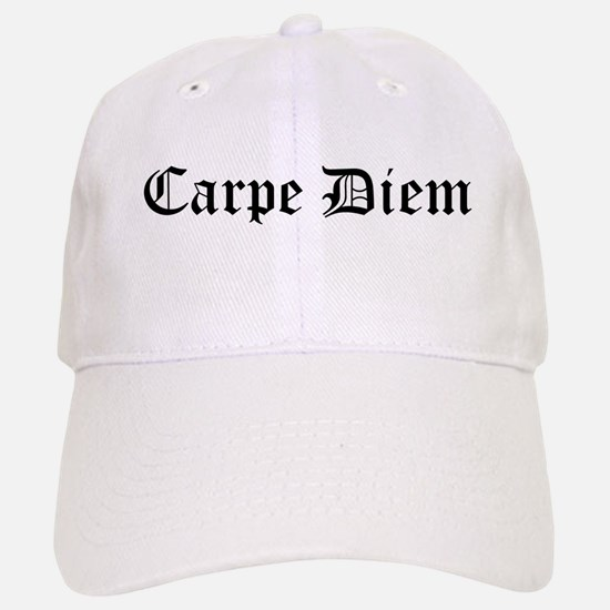 Seize the Day Baseball Baseball Cap