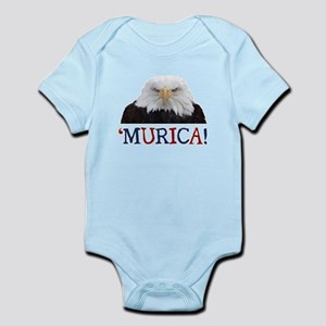 Murica! Bald Eagle Body Suit