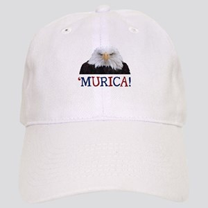 Murica! Bald Eagle Baseball Cap