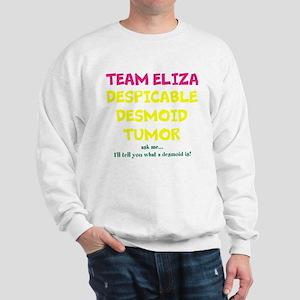 Team Eliza Despicable Desmoid SSE Adult Sweatshirt
