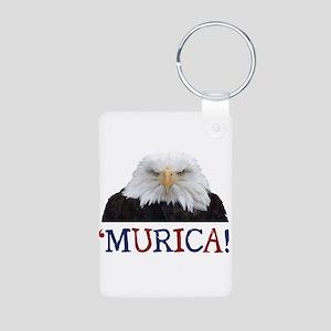 Murica! Bald Eagle Keychains