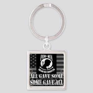 Pow-Mia All Gave Some Some Gave All Keychains
