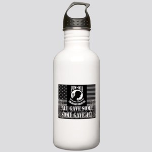 Pow-Mia All Gave Some Some Gave All Water Bottle