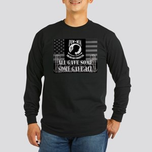 Pow-Mia All Gave Some Some Gave All Long Sleeve T-