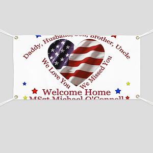 Rosemarie's Custom Homecoming Banner