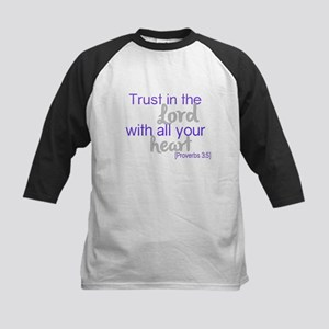 Trust in the Lord Baseball Jersey