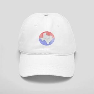 Vintage Dallas Flag Baseball Cap