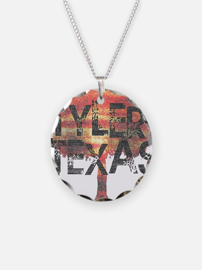 Tyler Texas Tree Necklace