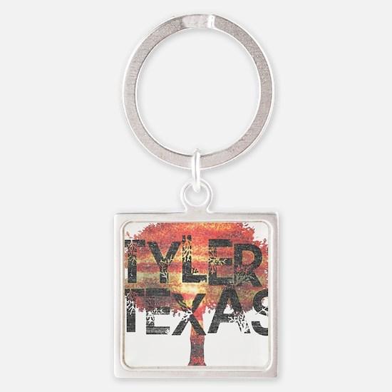 Tyler Texas Tree Keychains