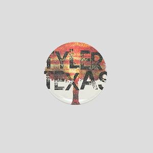 Tyler Texas Tree Mini Button