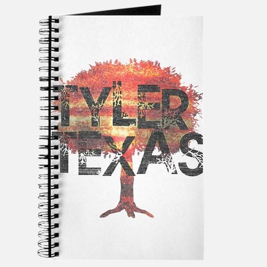 Tyler Texas Tree Journal