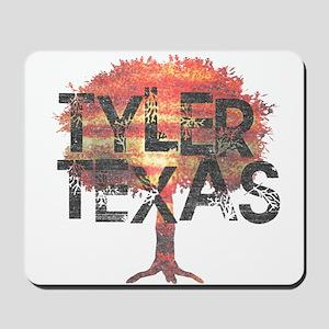 Tyler Texas Tree Mousepad