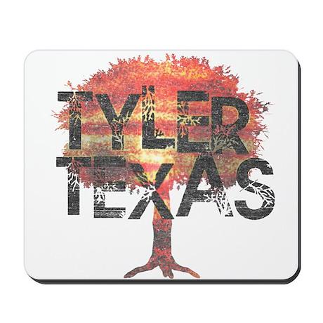 Incroyable Tyler Texas Tree Mousepad
