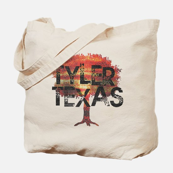 Tyler Texas Tree Tote Bag