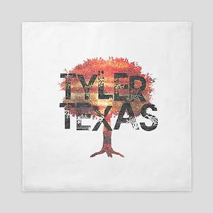 Tyler Texas Tree Queen Duvet