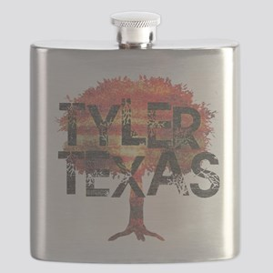 Tyler Texas Tree Flask