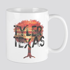 Tyler Texas Tree Mug