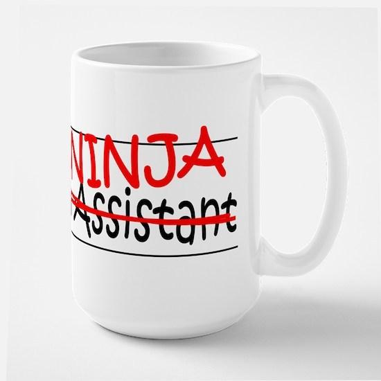 Job Ninja Med Asst Large Mug