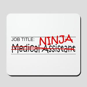 Job Ninja Med Asst Mousepad