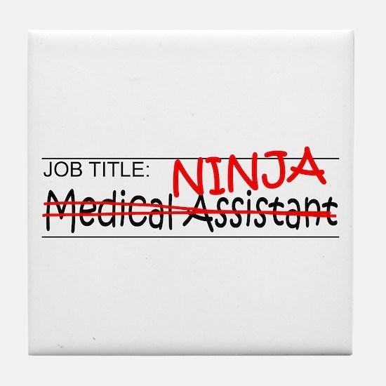 Job Ninja Med Asst Tile Coaster