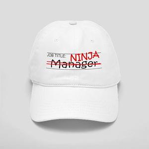 Job Ninja Manager Cap