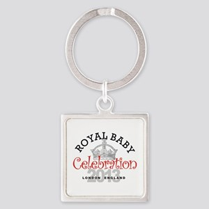 Royal Baby Celebration Keychains