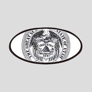 Vintage Utah Seal Patches