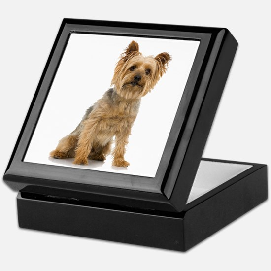 Yorkshire Terrier Keepsake Box
