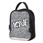 Love Square png Neoprene Lunch Bag